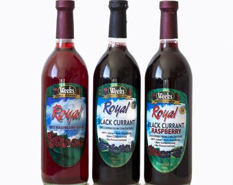 Fresh Fruit Juice, 3 Pack, No Preservatives, , Non-Carbonated - Utah's Own