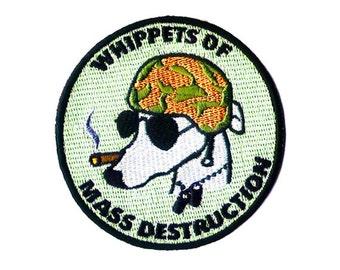 Whippets Of Mass Destruction Patch