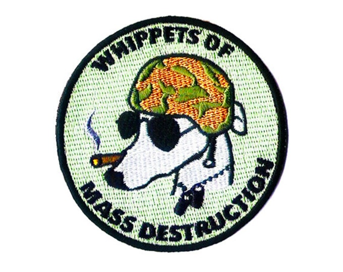 Whippets Of Mass Destruction Patch