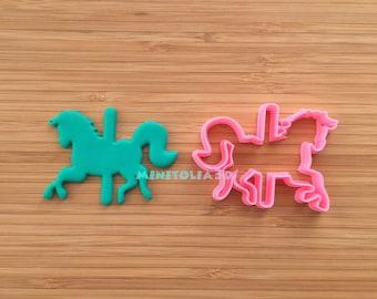 Carousel Horse Cookie Cutter