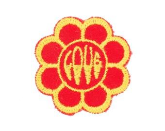 Love Flower Vintage Patch