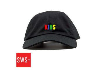 KIDS Movie Title Embroidered Dad Cap Baseball Cap
