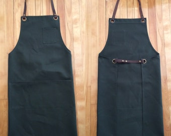 Butcher apron