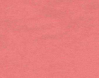 Peach Cotton Spandex Jersey Knit fabric 10oz
