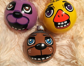 Five Nights at Freddy's Christmas Ornament