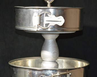 Tiered Cake Pan Stand