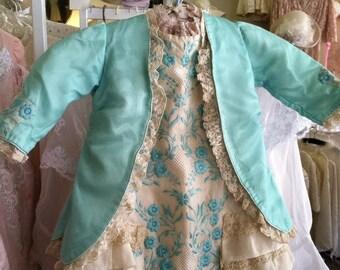 Victorian Child's Dress