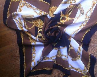 scarf Design, Carré silk, C-style-scarf france