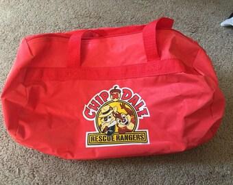 Chip 'n Dale Rescue Rangers duffel