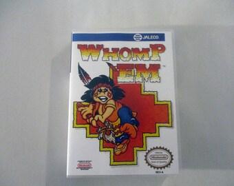 Whomp 'Em Custom NES - Nintendo Case (No Game)