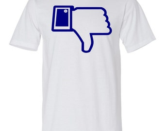 Facebook Dislike Tee