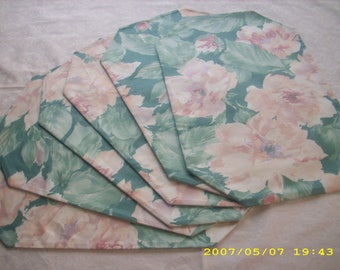 Table placemats - set of 6