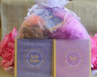 Fruits & Berries Spa Bag