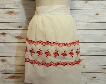 1950's Dinner Party Apron