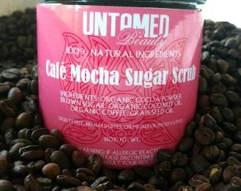 Café Mocha Sugar Scrub