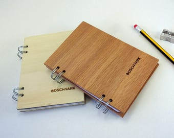 WOODEN NOTEPAD