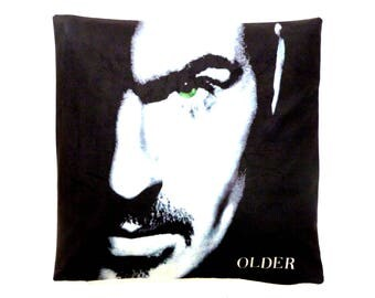 George Michael Cushion Cover Digitally Printed