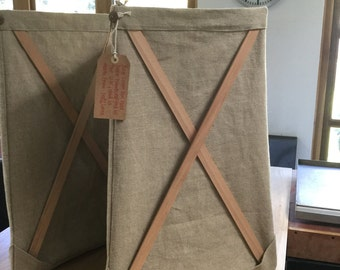 Eco Linen Laundry Bin