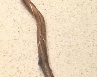 Wiccan Pagan Wand Magic ivy wand