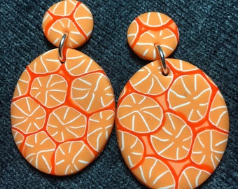 Orange slice dangles