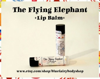 THE FLYING ELEPHANT Lip Balm .15 oz