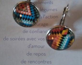 """""""Ethnic"""" earrings"""