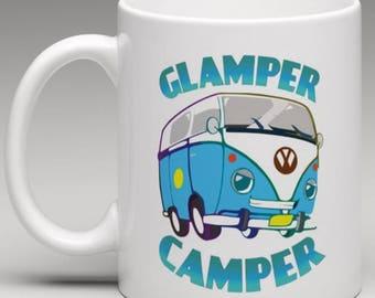 Glamper Camper  - Novelty Mug