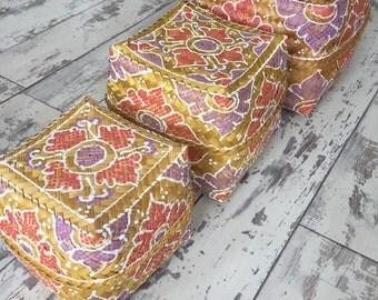 Set of three Bali Boxes