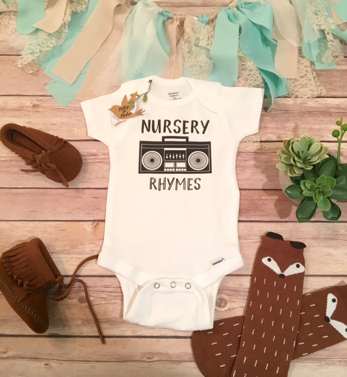 Funny Onesies® Unique Baby Gift Funny Baby Onesies by ...