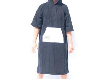 The Amigo Towel,  Poncho towel, Hooded Towel, The Amigo,