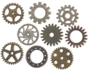 Gears Set (STEAM017)