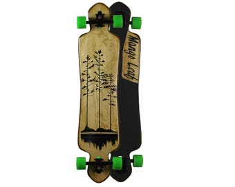 Tree Longboard