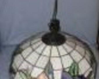 Tiffany Style Hanging Light - SKU 1338