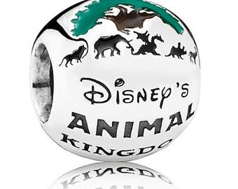 Authentic Pandora Disney's Animal Kingdom Theme Park Charm