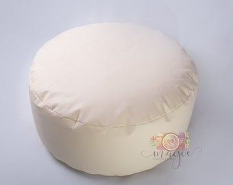 Bean Bag Beanbag for Photography Studio Sized Poser Bean Bag Newborn Posing Nest
