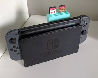 Nintendo Switch Cartridge Holder for Dock / Stand - 6 slot