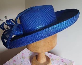 BRENDA WAITES BOLLNG  hat  American couture hat designer