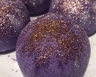 Narcissist glitter bath bomb    Stocking stuffer, great gift!  5 or 10 ounces