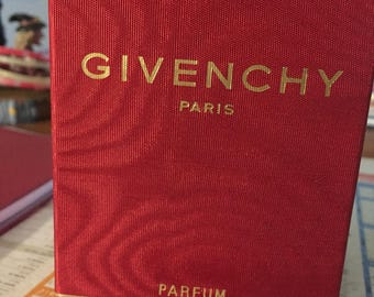 Very Hard to find L'Interdit by Givenchy VINTAGE huge content 54 ml - 1 4/5 FL.OZ 1960's always sealed