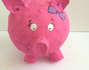 Piggy Bank Pinata - Unique Piggy Bank