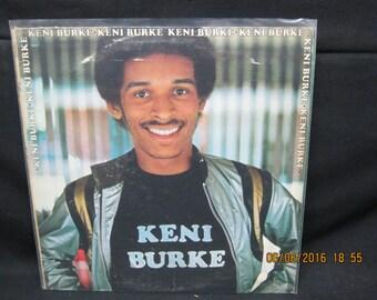 Keni Burke Keni Burke (Self Titled) - Dark Horse Records 1977