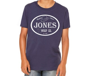 Youth Tee Indiana Jones Shirt Jones Whip Company Disneyland Shirt Disney World Shirt  Magic Kingdom shirt