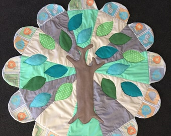 Tree Hugger Playmat