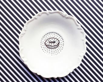 "Small plate collection ""80 's"""