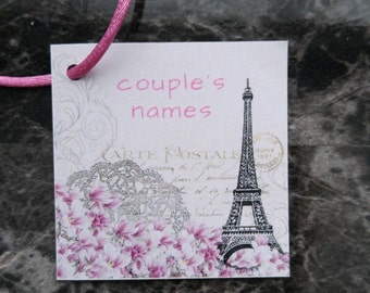 Gift Tag Personalized