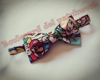 Bow tie Super Mario Bros