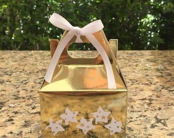 Twinkle Twinkle Little Star Favor Boxes