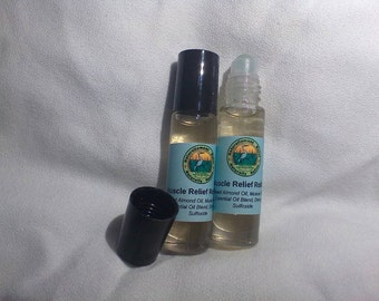 Muscle Relief Roll-On (10ml)