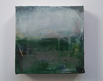 BREWING  abstract landscape art, acrylic landscape, art, abstract landscape, contemporary landscape, painting, landscape, abstract art,