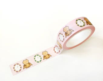 "Brown Sugar ""Pretty in Pink"" Washi Tape"